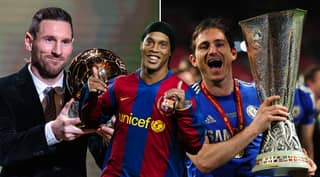 Ronaldinho's All Time Champions League XI Is A Thing Of Beauty