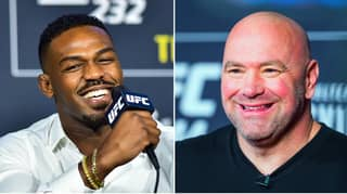 Jon Jones Says Talks Have Started With The UFC For His Next Move