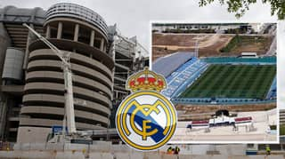 Real Madrid Could Leave The Bernabeu And Move To 6,000-Seater Stadium