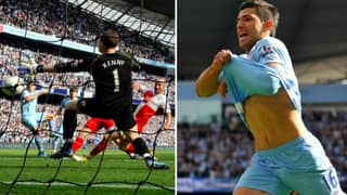 Seven Years Ago Today, Sergio Aguero Scored The Most Dramatic Goal In Premier League History