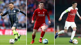Andy Robertson Has More Premier League Assists Than Silva, De Bruyne And Ozil Combined This Season