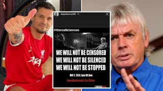 Dejan Lovren Has Been Accused Of Being A Coronavirus Conspiracy Theorist