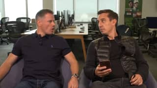 Gary Neville And Jamie Carragher Name Different Strikers As The Best In Premier League History