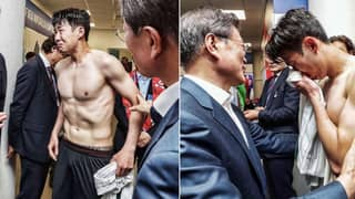 Son Heung-Min In Heartbreaking Tears As South Korea Brace For World Cup Exit