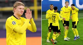 Ridiculous Erling Haaland Stat Shows He Is Already The World's Most Lethal Finisher