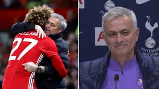 Jose Mourinho Has Made Contact With Marouane Fellaini Over A Transfer To Tottenham In January
