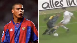 Footage Emerges Showing Just How Incredible 'R9' Ronaldo Was Before Turning 21