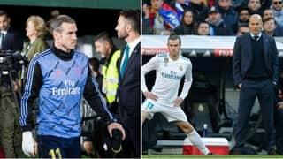 What Gareth Bale Said To Zinedine Zidane On Farewell Trip To Real Madrid Training