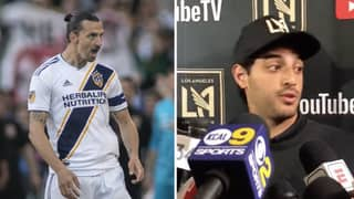 """Carlos Vela Said In An Interview That He's """"Better Than Zlatan"""" Right Now"""