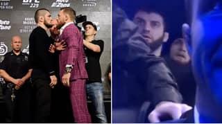 Conor McGregor Hits Back At Khabib Nurmagomedov's 'Street Fight' Claim