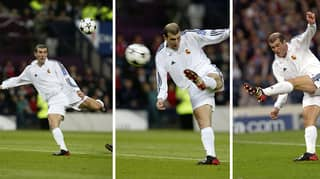On This Day: Zinedine Zidane Scored THAT Volley In The Champions League Final