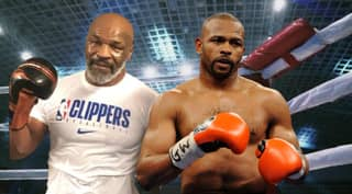 Mike Tyson's First Opponent In Boxing Comeback Will Be Roy Jones Jr