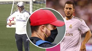 Eden Hazard Has Returned To Real Madrid 'Overweight' And The Club Are Concerned