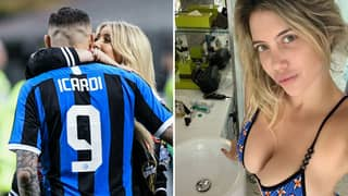 Wanda Nara Claims That Mauro Icardi Doesn't Have Sex With Her If PSG Don't Win