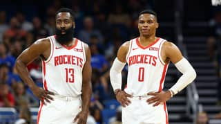 Russell Westbrook And James Harden Test Positive For COVID-19