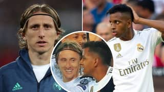 Real Madrid's Rodrygo Reveals How Young His Dad Is - Luka Modric Couldn't Believe It