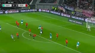 Watch: Thomas Muller Scores An Absolute Beauty Against Spain