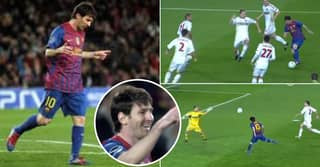 Lionel Messi Became First Player To Score Five Goals In A Champions League Game: On This Day