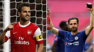 Cesc Fabregas Names The Two Premier League Opponents He Most Admired