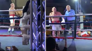 70-Year Old Knocks Out 43-Year Old And Breaks Guinness World Record