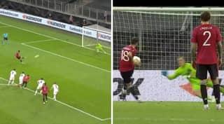 Manchester United Beat Copenhagen 1-0 To Book Place In Europa League Semi-Final