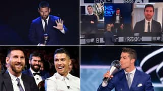 Lionel Messi And Cristiano Ronaldo's Voting In Individual Awards Since 2010 Is Especially Interesting
