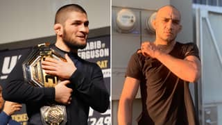 "Khabib Nurmagomedov Vs Tony Ferguson ""Is Being Lined Up"" For A Sixth Time"