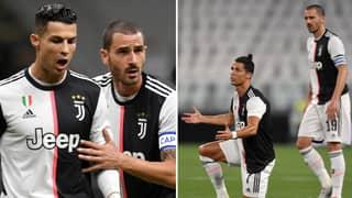 Leonardo Bonucci Explained The Difference Between Cristiano Ronaldo And Everyone Else