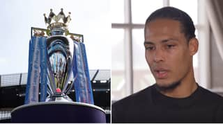 Liverpool's Virgil van Dijk Reacts To Premier League Suspension Due To The Coronavirus Outbreak