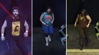 The Hilarious Time When Mick Foley Entered The Same Royal Rumble Three Times