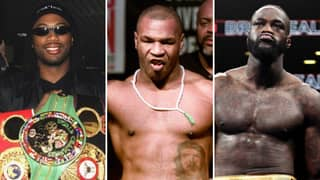 The 10 Biggest Power Punchers In Boxing History Have Been Named And Ranked