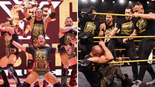 Adam Cole Believes The Undisputed Era Is 'One Of The Best Factions In WWE'