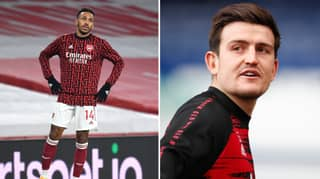 Harry Maguire Has Taken More Shots Than Alexandre Lacazette And Pierre-Emerick Aubameyang This Season