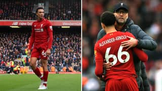 Why Trent Alexander-Arnold Still Wears The No.66 For Liverpool