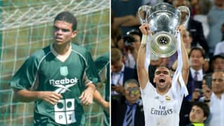 Pepe Reveals He Slept In His Mother's Bed Until He Was 17
