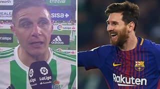 Joaquin Brilliantly Sums Up Lionel Messi's Masterclass Performance Against Real Betis