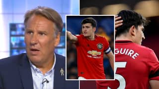 Paul Merson's Comments About Man Utd's Harry Maguire From Earlier This Season Have Re-Emerged
