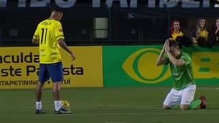 When An Opponent Begged Neymar To Not Humiliate Him In A Match