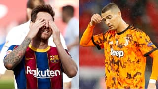 Barcelona Continue Twitter Feud With Juventus With Another Lionel Messi Jibe