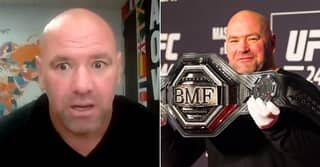 Dana White Says There's 'No Debate' As He Names His Undisputed UFC GOAT