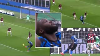 Romelu Lukaku's Incredible Highlights Vs Milan Show He Got The Last Laugh Over Zlatan