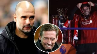 Peter Crouch Gives His Honest Prediction For Who Will Win The Premier League Title Next Season