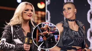 WWE NXT Star Rhea Ripley Believes Rivalry With Toni Storm Is Far From Done