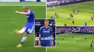 Highlights From Kevin De Bruyne's Chelsea Debut Show Selling Him Was The Club's Biggest Mistake