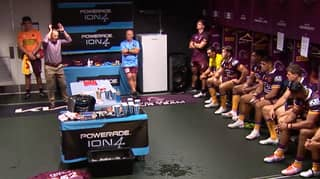 Kevin Walters' Fiery Pre-Game Speech That Almost Inspired The Brisbane Broncos To An Upset Victory