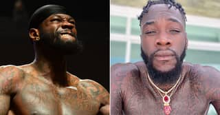 Deontay Wilder Has Undergone Physical Transformation Before Third Tyson Fury Fight