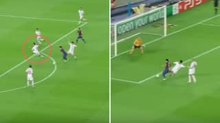 When 35-Year-Old Alessandro Nesta Put On The Perfect Defending Display Against Lionel Messi