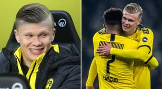 Erling Haaland Has A Staggeringly Low Release Clause Of £63m At Borussia Dortmund