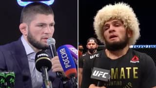 Khabib Nurmagomedov Reveals He'll Return To UFC If His Mother 'Gives Her Blessing'