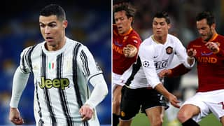 Cristiano Ronaldo's Former Teammate Details The Exact Moment He Became 'An Alien'